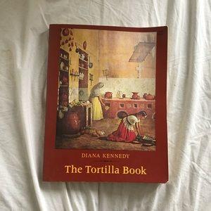 Rare Cookbook from 1975 'The Tortilla Book'